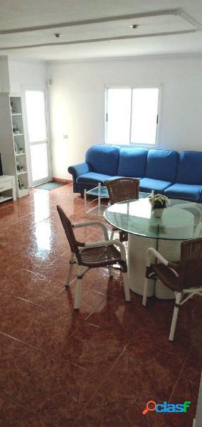 Playa san juan piso 2 habitaciones a 200 metros del mar reformado con terraza