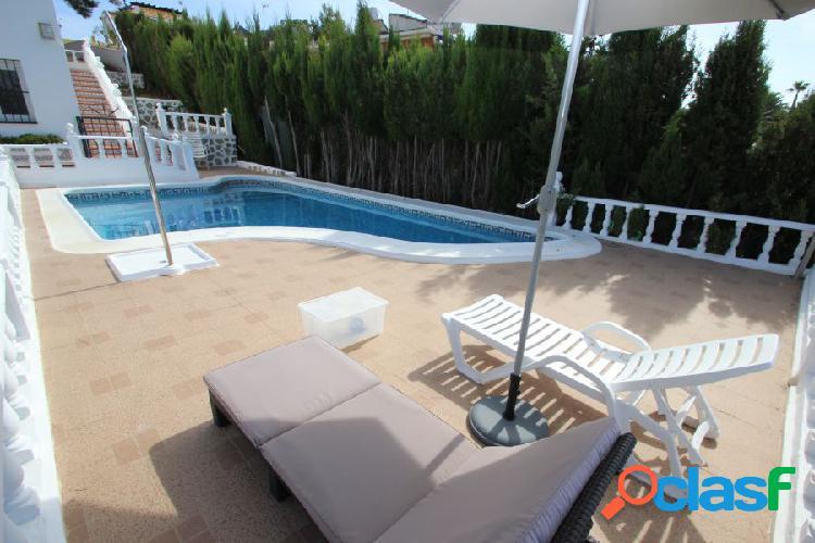 Magnífico Chalet con amplia parcela y piscina privada 2