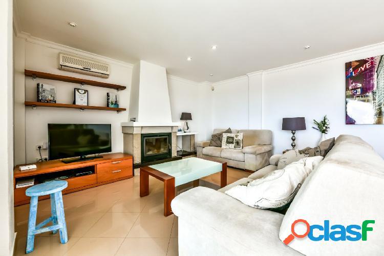 Villa muy espaciosa con vistas panorámicas sobre Calpe y el mar 2