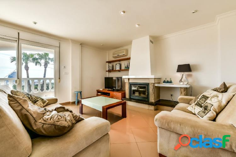 Villa muy espaciosa con vistas panorámicas sobre Calpe y el mar 3
