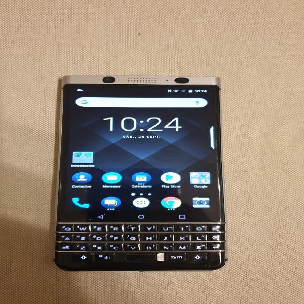 Blackberry keyone 32gb plata
