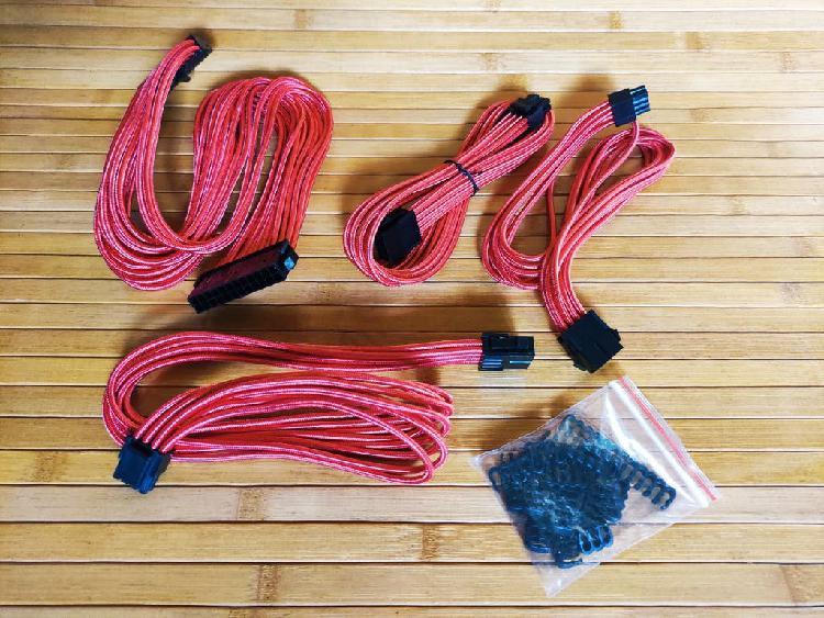 Cables de extensión para fuente de alimentación