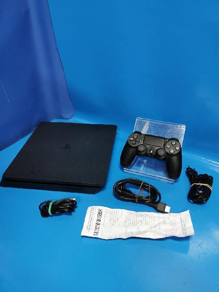 Consola playstation 4 -500 gb + 1 mando y garantia