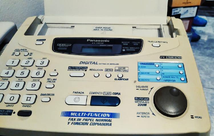 Fax multifunción panasonic