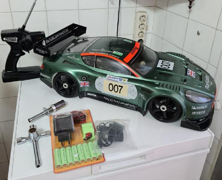 Rc kyosho inferno nitro gt2 con motor gx28