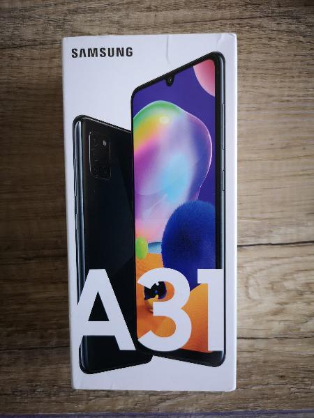 Samsung galaxy a31 nuevo/precintado
