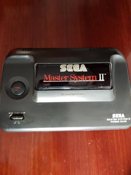 Sega master system ii con alex kidd.