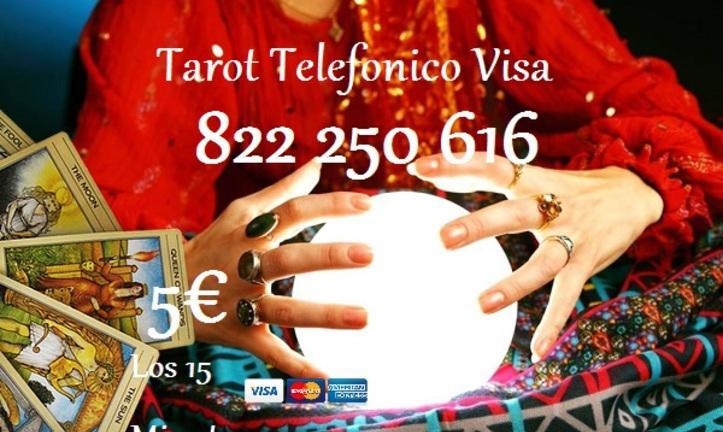 Tarot visa 822 250 616 / 806 tarot del amor