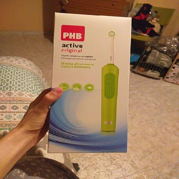 Cepillo dientes phb active electrico nuevo