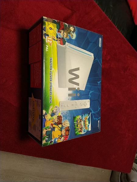 Collector consola wii