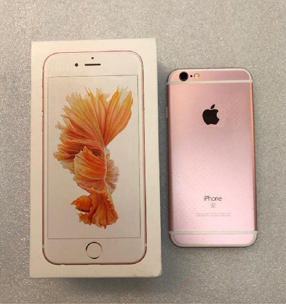 Iphone 6s rosa 32gb