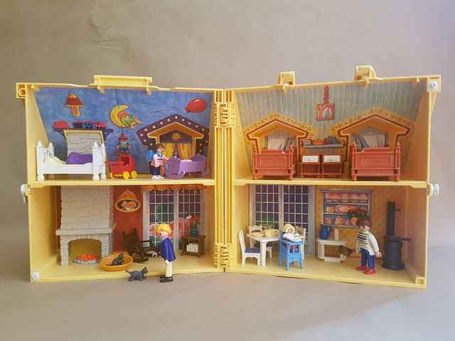 Playmobil 4145 casa de muñecas