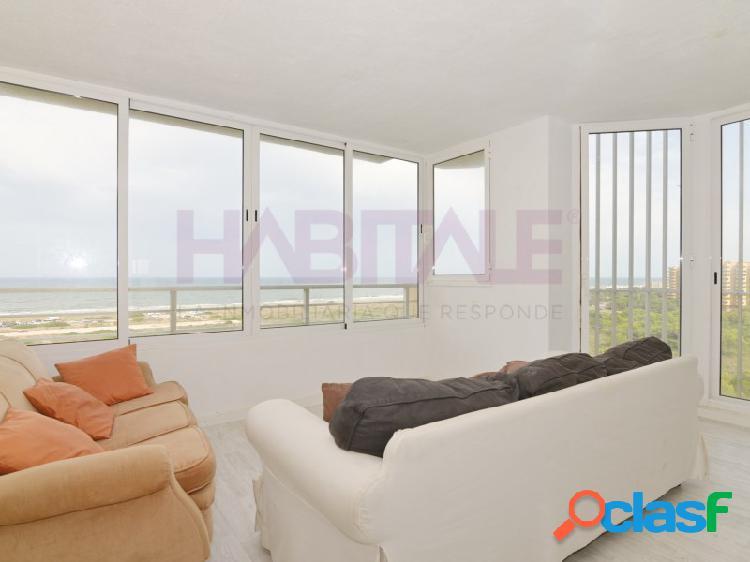 Apartamento con piscina en primera línea de playa de El Saler, en pleno Parque Natural de la Albufera. 1