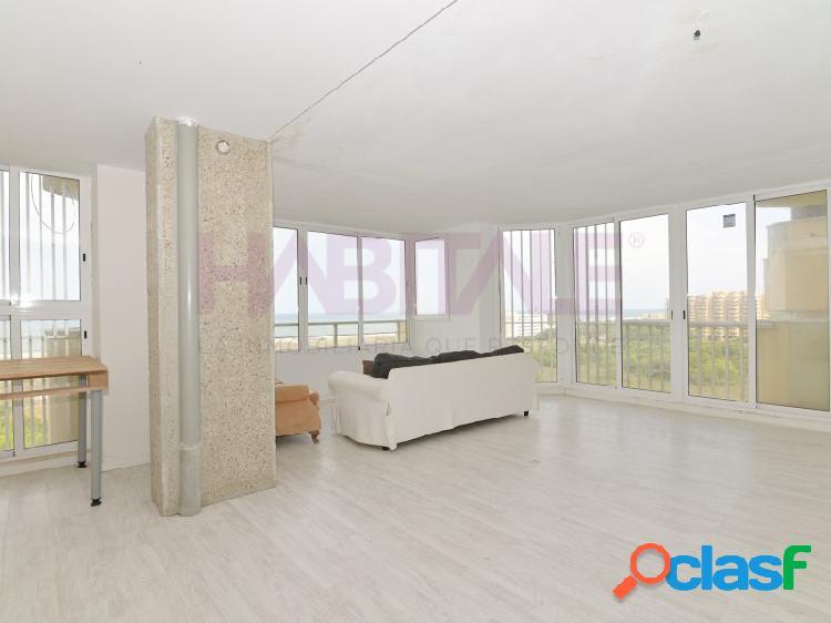 Apartamento con piscina en primera línea de playa de El Saler, en pleno Parque Natural de la Albufera. 3