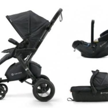 Carro concord neo 2012 con maxicosi y capazo rigid
