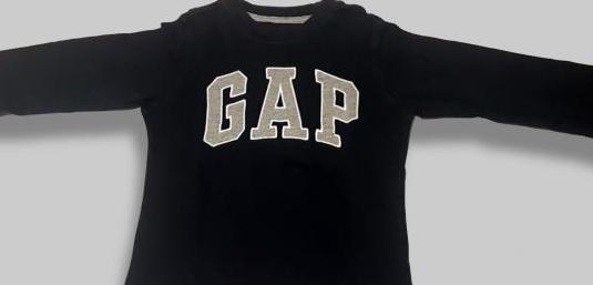 Camisetas gap 2 años