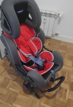 Klippan kiss 2 plus silla infantil coche