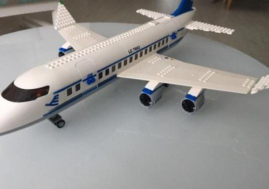 Lego city aviones