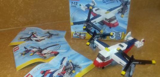 Lego® creator 31020 3en1