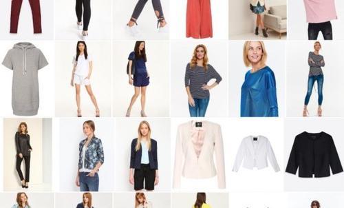 Liquidación ropa mujer verano top secret