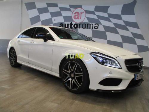 Mercedes clase cls 350cdi 4matic amg plus