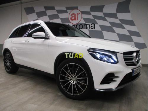 Mercedes glc 250 4matic amg line techo panorámico