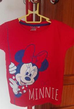 Minnie mouse camiseta original disney