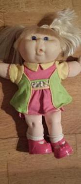 Muñeca cantarina