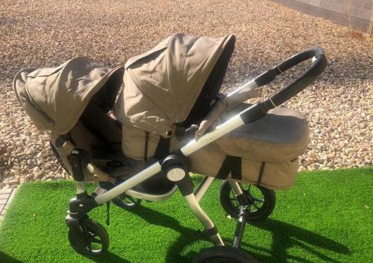 Carrito bebe baby jogger select