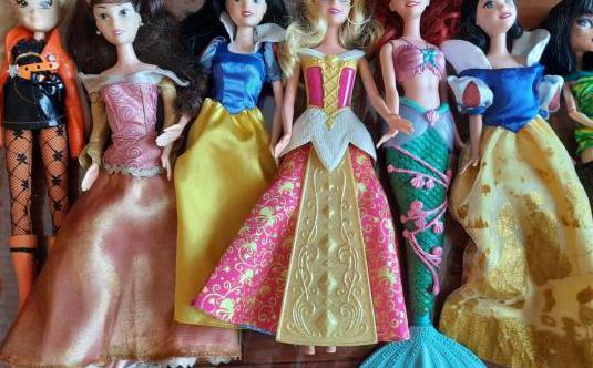 Juguete princesas disney