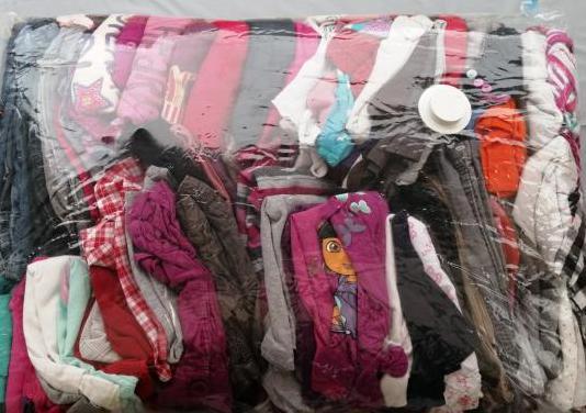 Lote ropa niña de 2meses a 5 años
