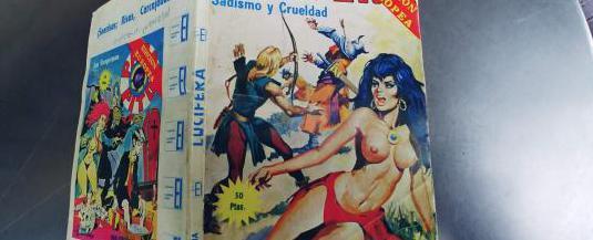 Luciferia numero 27,sadismo y crueldad,
