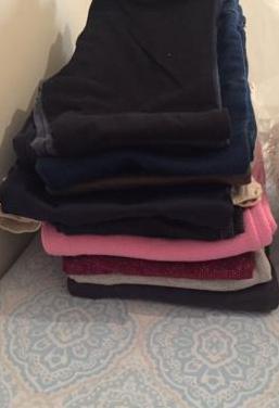 Mucha ropa niña 4-5 años
