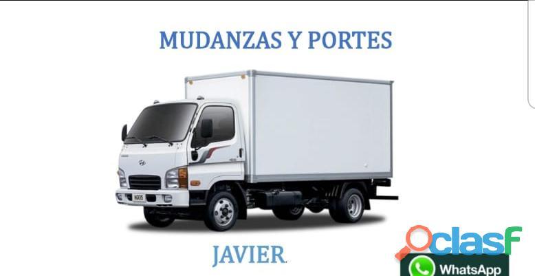 TRANSPORTES Y MUDANZAS!