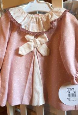 Vestido de bebé 3m