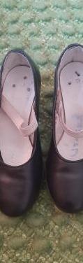 Zapatos niña baile flamenco
