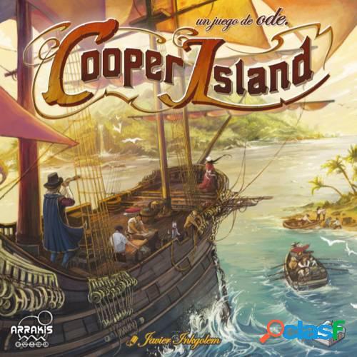 Cooper island + promo (castellano)
