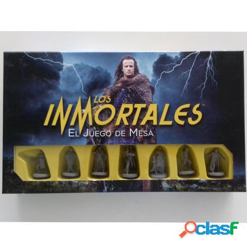 Los Inmortales El Juego De Mesa (Castellano) - Segunda Mano