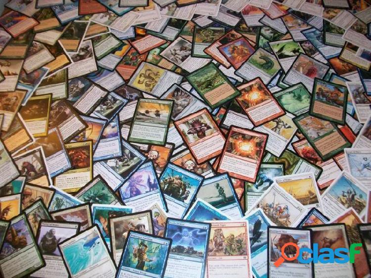 Lote 1000 Cartas Magic 16 - Segunda Mano