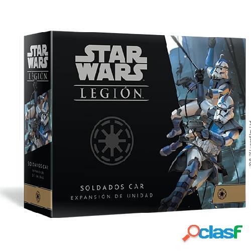 Star wars legion - soldados car expansión de unidad