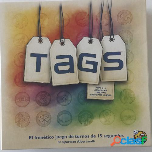 Tags - segunda mano