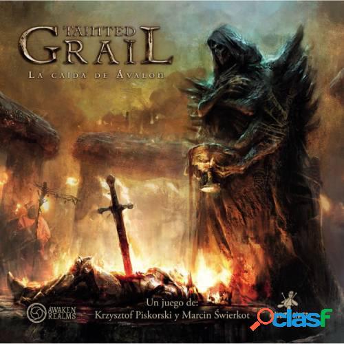 Tainted Grail - La caída de Ávalon