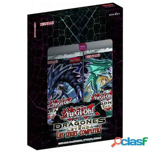 Yu-gi-oh! dragones de leyenda - serie completa