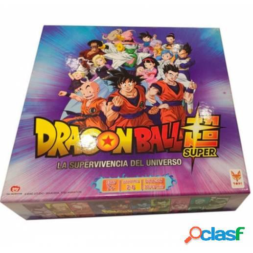 Dragon ball super - la supervivencia del universo