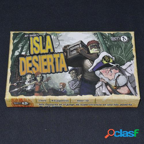 Isla desierta - segunda mano