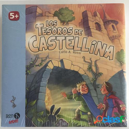 Los tesoros de castellina - segunda mano