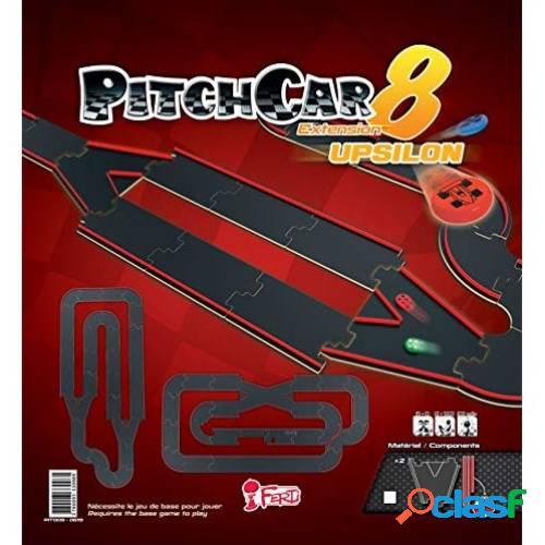 Pitchcar exp.8 - upsilon