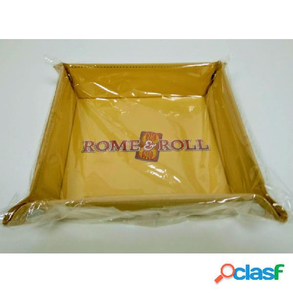 Rome & roll - bandeja para dados