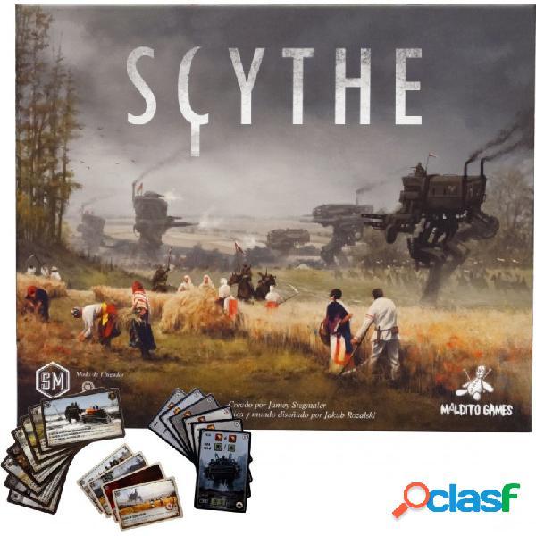 Scythe - Castellano + Promos