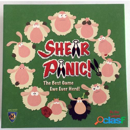 Shear panic - segunda mano